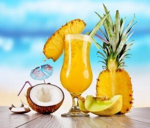 manfaat buah nanas image