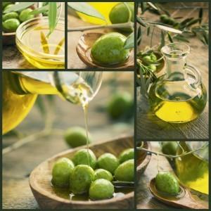 gambar manfaat buah zaitun yang diolah menjadi minyak image