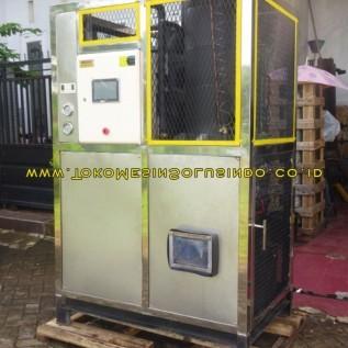 Jual mesin ice tube kapasitas 500 kg/hari