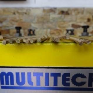 Jual mesin serut/pembuat bentuk bulat bahan tusuk sate (paket tusuk sate)