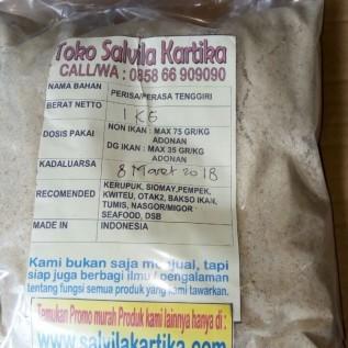 Jual tepung perisa / perasa tenggiri (ekstrak tenggiri murni)