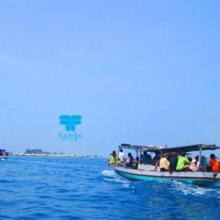 Jual open trip pulau harapan 2017