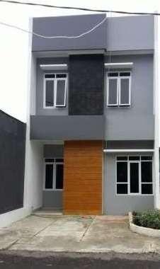 rumah dua lantai ini lebih murah dari rumah manapun