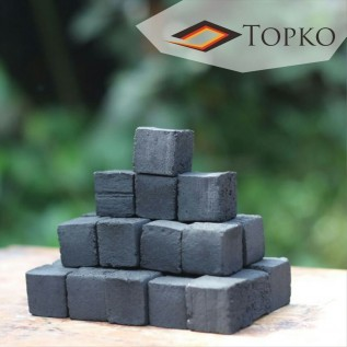 Jual briket arang batok kelapa kualitas eksport