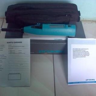 Dijual Alat Uji Tes Beton, Hammer Test Silver Schmidt PC type N