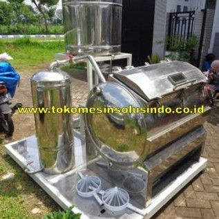 Jual vacuum frying kapasitas 30 kg
