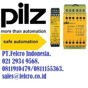 Jual pt.felcro indonesia pilz gmbh 0811155363 sales@felcro.co.id