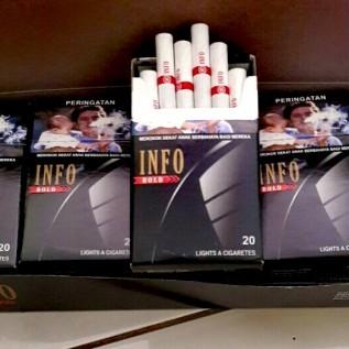 Jual makloon rokok