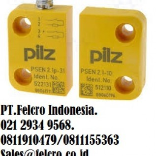 Distributor Pilz GmbH Indonesia|PT.Felcro|0811155363|sales@felcro.co.id