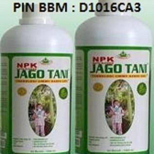 Jual npk jago tani makassar hub :