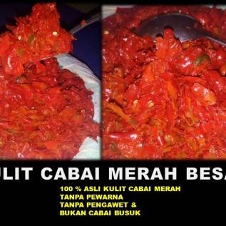 Jual cabai merah besar