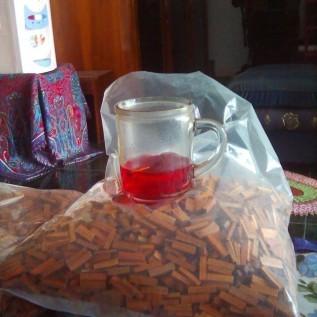 Jual kayu secang / galih kayu secang / secang wood - surabaya