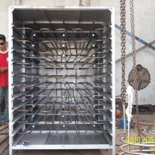 Jual oven kopra putih / pengering kopra