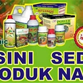 Distributor Resmi P.T. NATURAL NUSANTARA (NASA) - Wilayah Aceh.