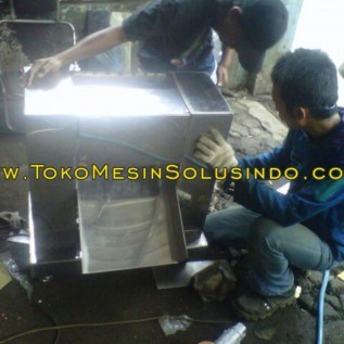 Jual mesin parut kapasitas 50 sampai 100 kg/jam