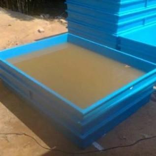 Jual kolam ikan fibreglass