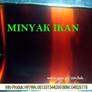 Jual minyak ikan ( fish oil )