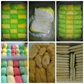 Jual pancake durian