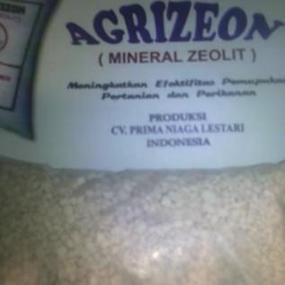 Jual zeolit untuk pertanian, peternakan dan industri
