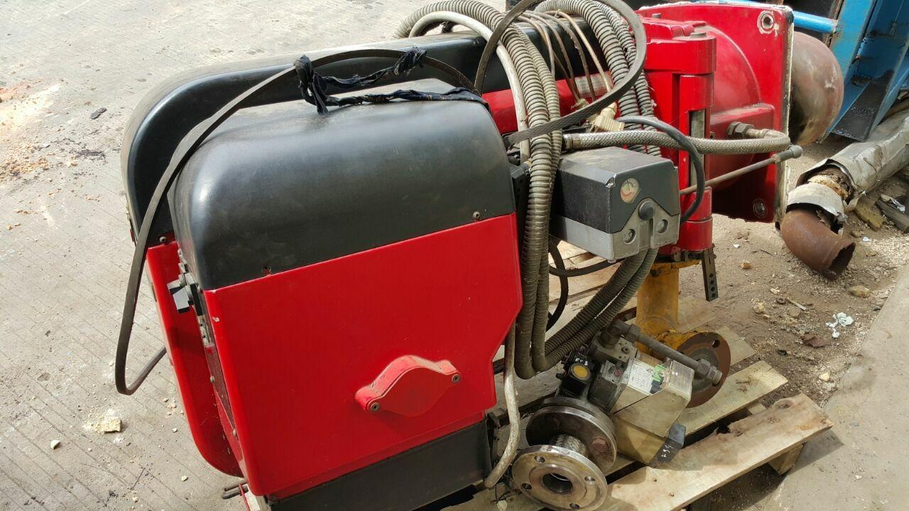 Burner  Gas Merek  oilon  Type G-P 250 T