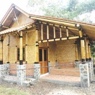 Jual Spesialis Rumah Unik Rumah Jati Rumah Bambu Pasar Lelang