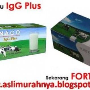 Jual fortico susu colostrum smartnaco pengganti naco hanya 250rb/box murah