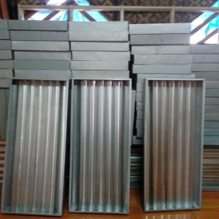 Jual core box galvalum