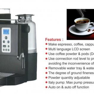 Jual mesin kopi (semi otomatis)