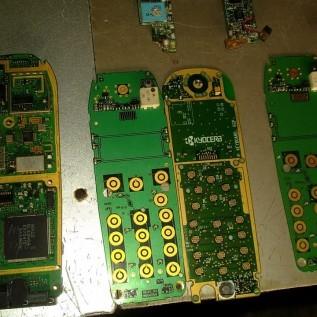 Jual limbah elektronik