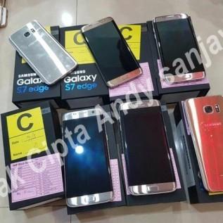 Jual Samsung s7 edge blackmarket murah dan terpercaya
