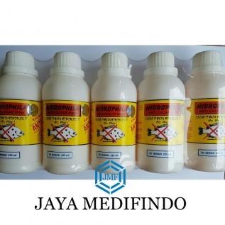 Obat Cacar Mata Bengkak Khusus Gurami Hidrophila Pasar Lelang
